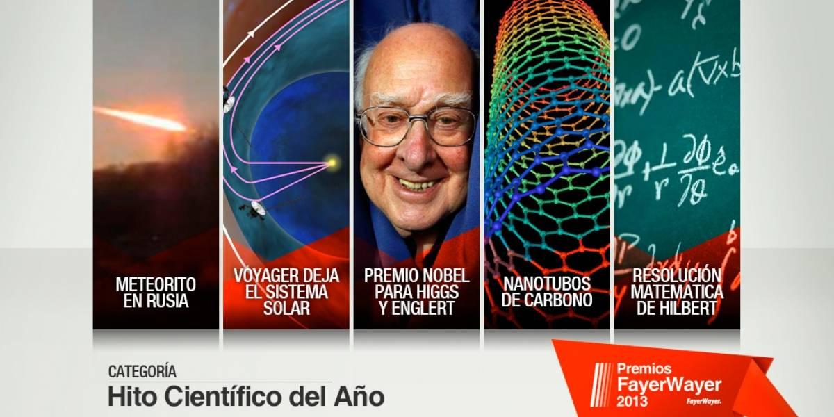 Vota por el Hito Científico de 2013 [Pila de Oro]