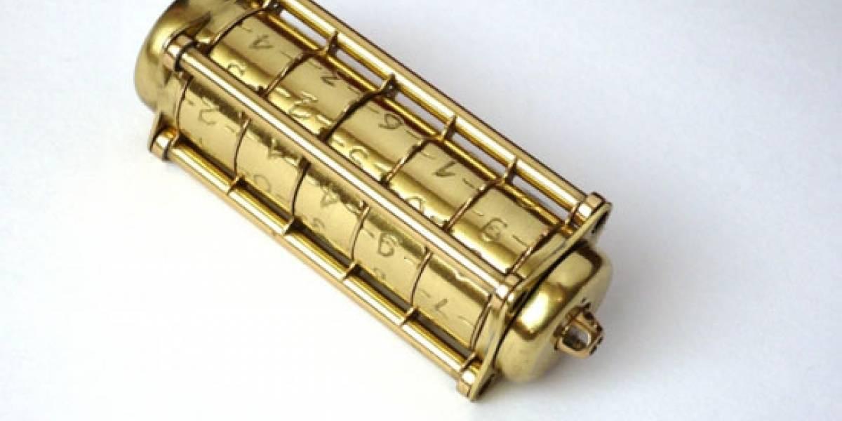 Un toque de distinción steampunk para tu memoria USB