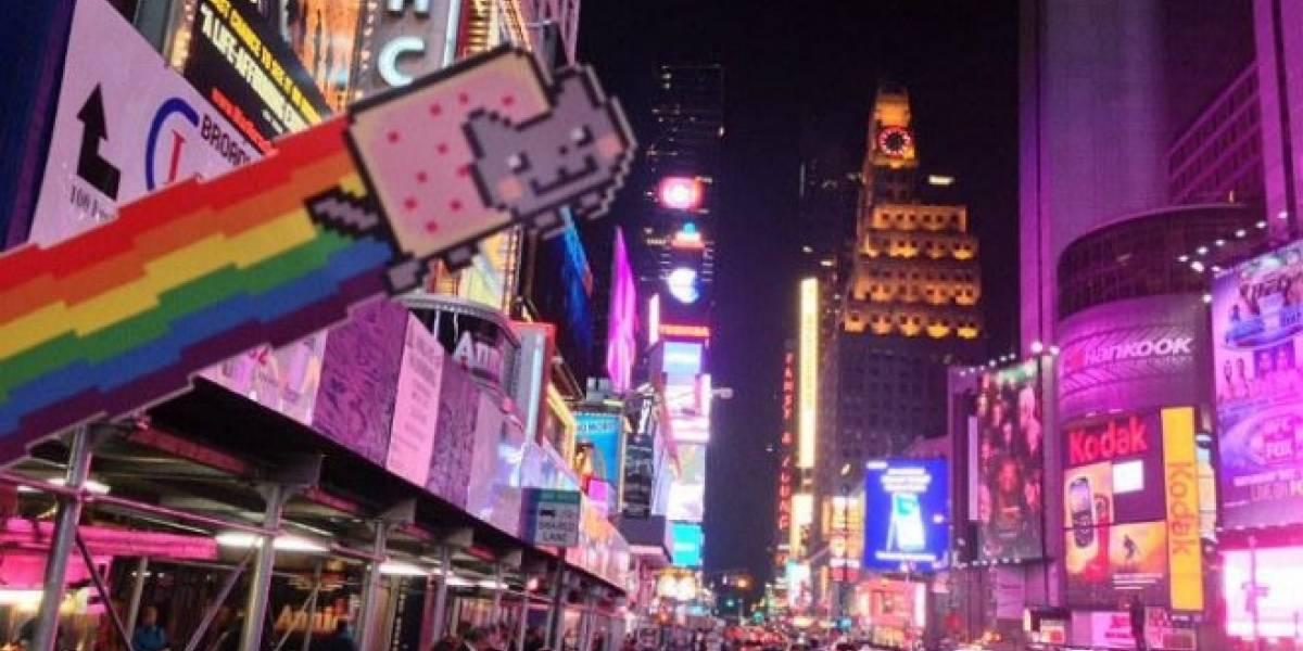 El Nyan Cat traspasa fronteras y tiene su propio evento en New York: #NYANCATCITY