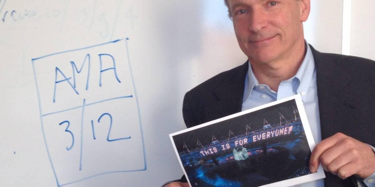 Conoce las mejores respuestas de Tim Berners-Lee en su IAmA de Reddit