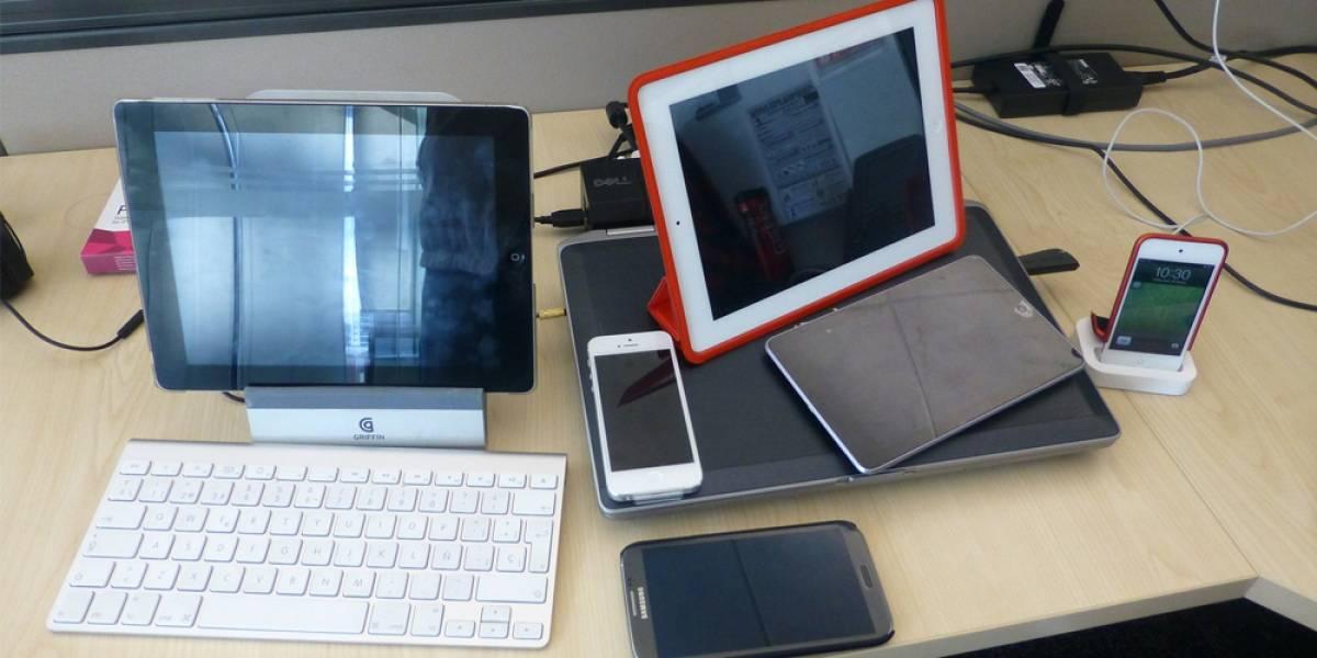 Si consideramos al tablet como un computador, Apple es el líder de ese mercado