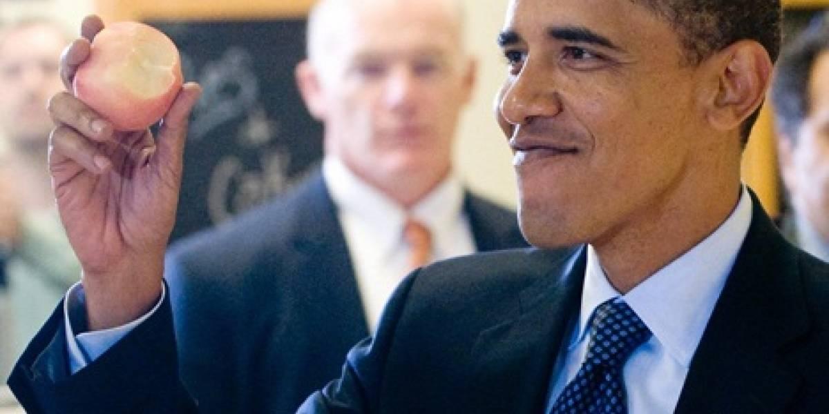 ¿Y si Obama le pide dinero prestado a Jobs?