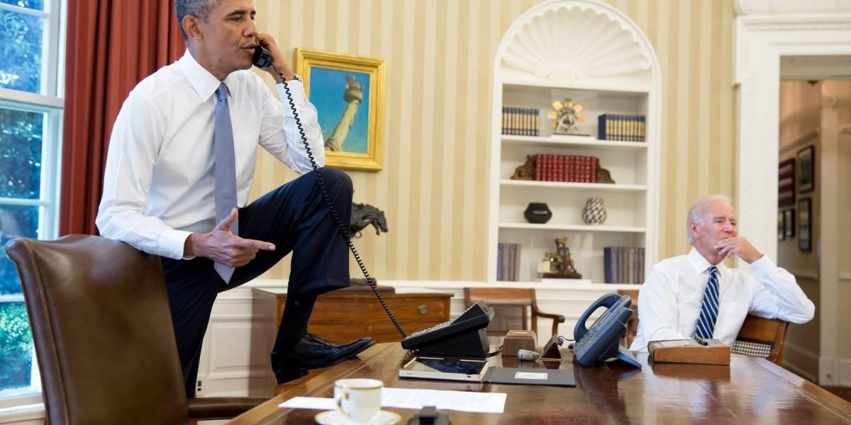 Obama se reúne con 15 de las mayores empresas de internet sobre el espionaje