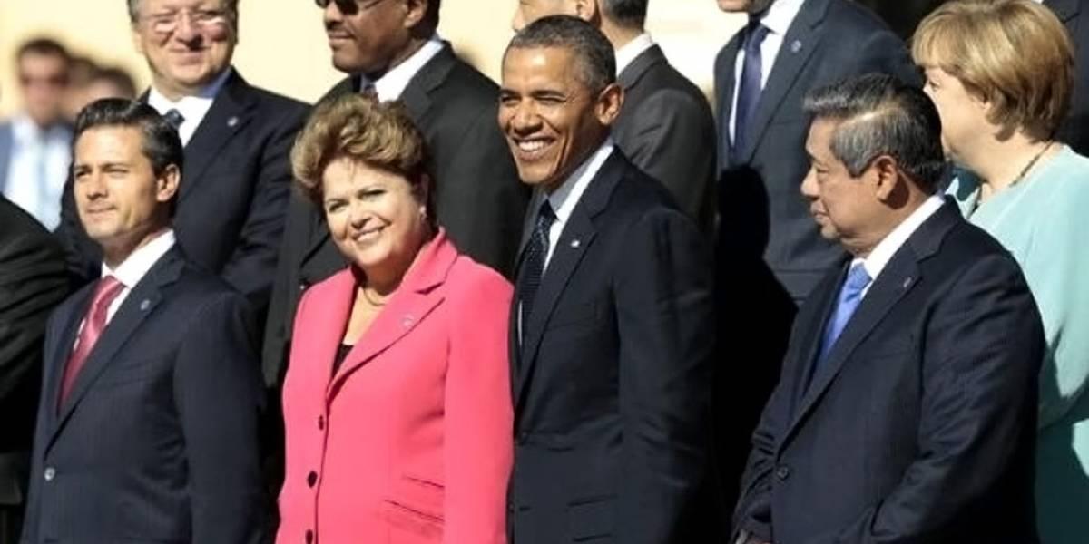"Obama ""promete investigar"" el espionaje a Brasil y México"