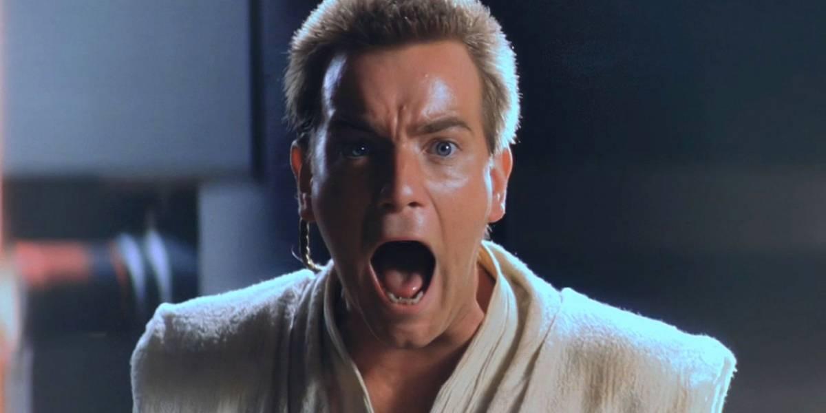 Hace 16 años la gente enloqueció con el tráiler de Star Wars: Episodio I