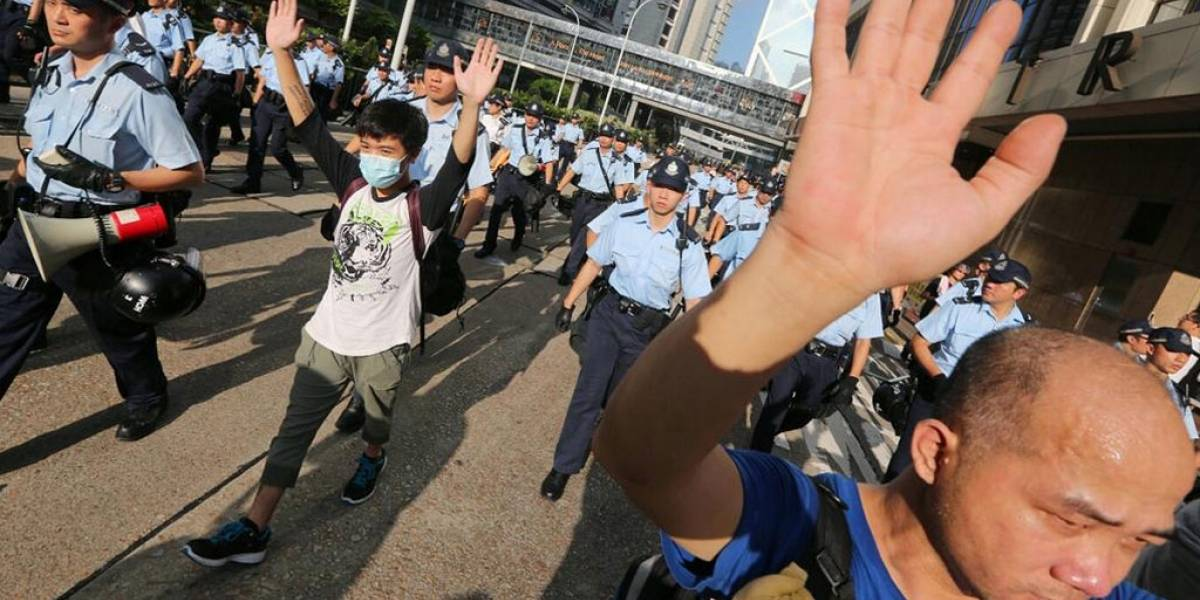 China bloqueó Instagram para censurar protestas en Hong Kong