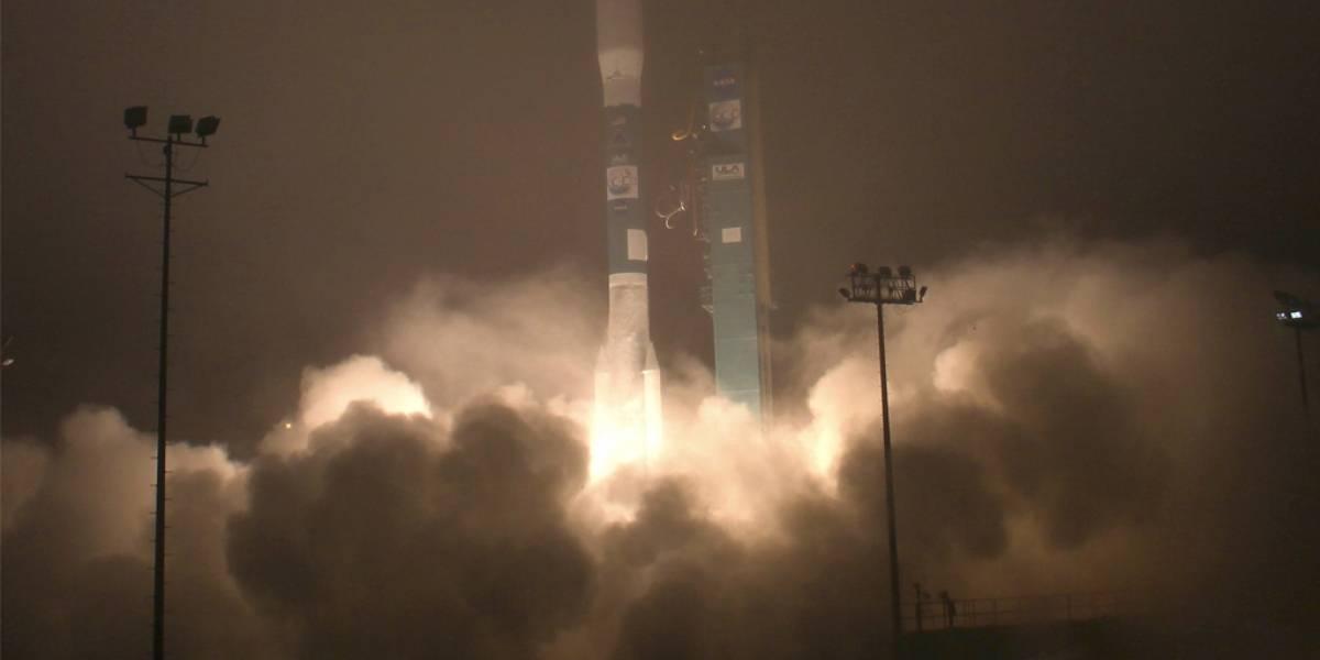 La NASA lanza un nuevo satélite para medir el dióxido de carbono en la atmósfera