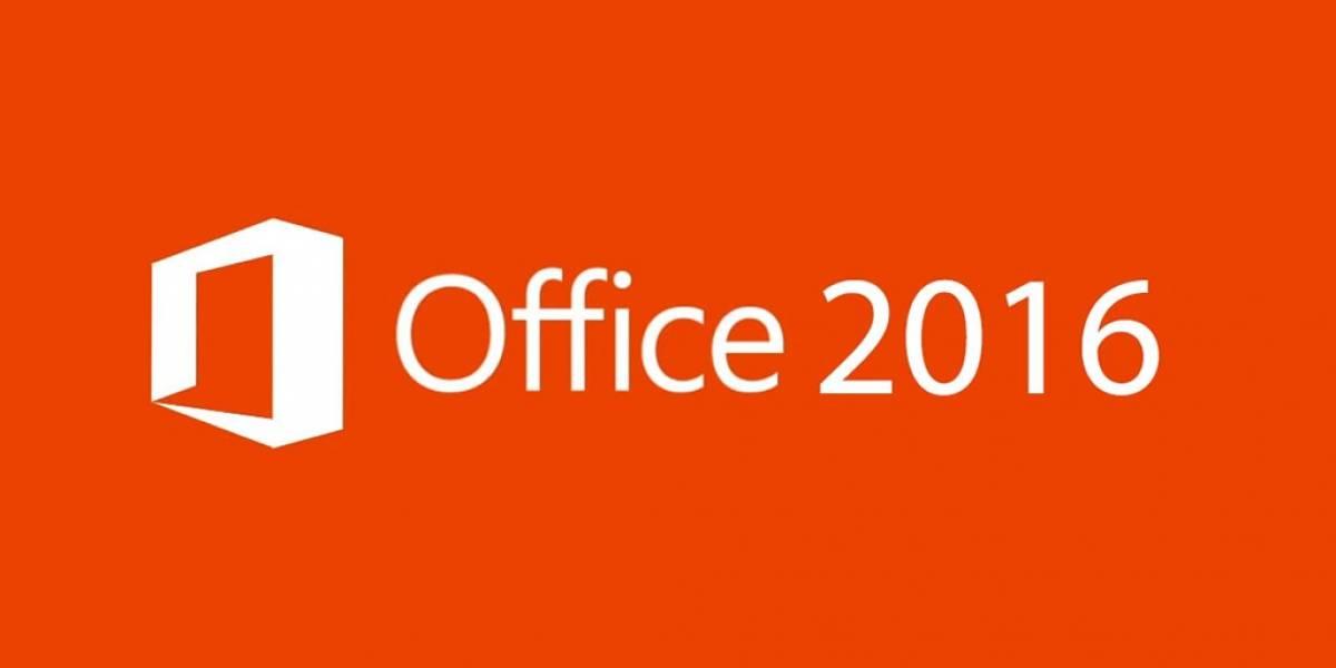 Office 2016 para Windows podría lanzarse antes de octubre