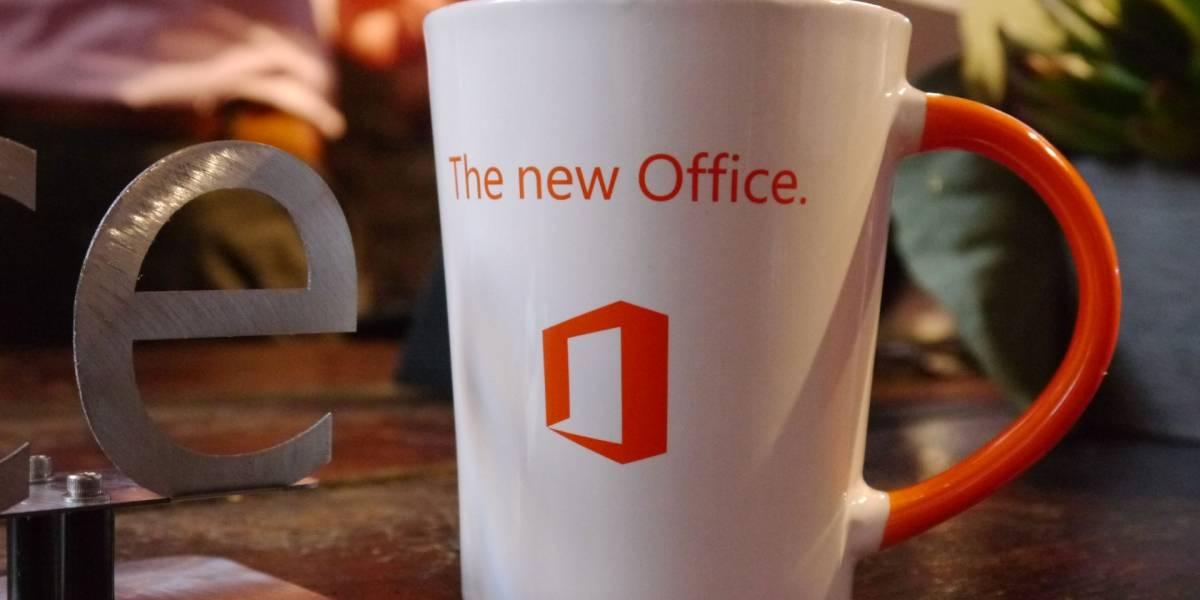 Office 2016: de trabajar en solitario a ser productivo en equipo