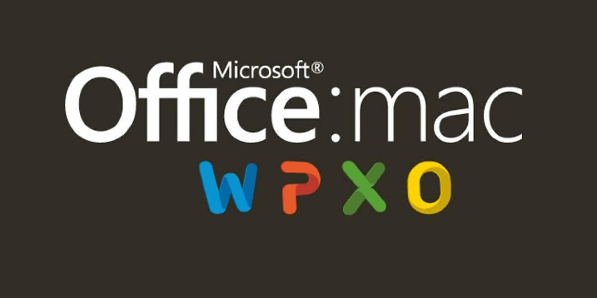Nuevo Microsoft Office para Mac llegaría en abril de 2014