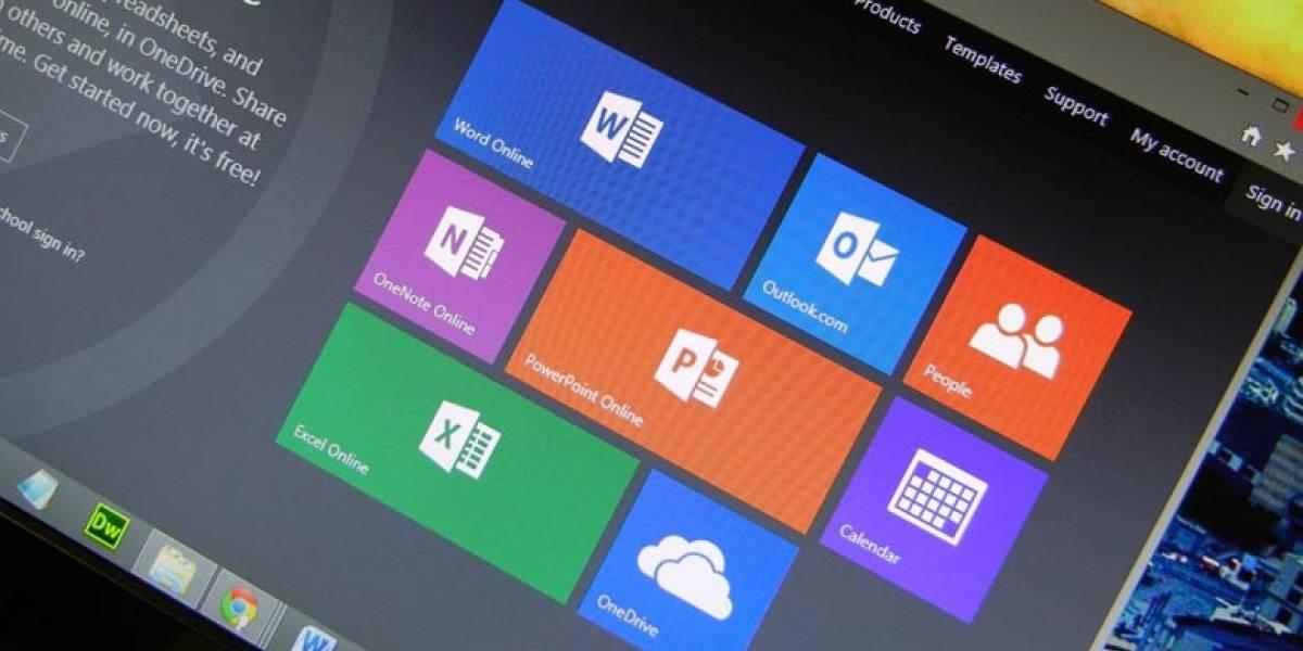 Ya puedes usar Skype dentro de Office Online