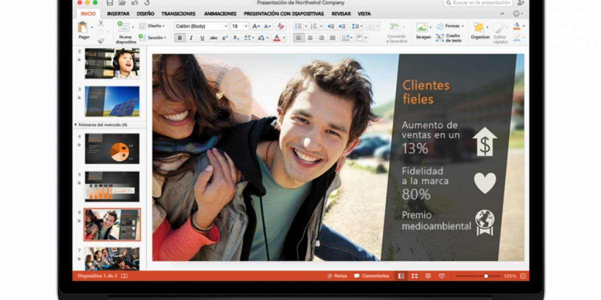 Microsoft Office 2016 Preview está disponible para OS X Yosemite