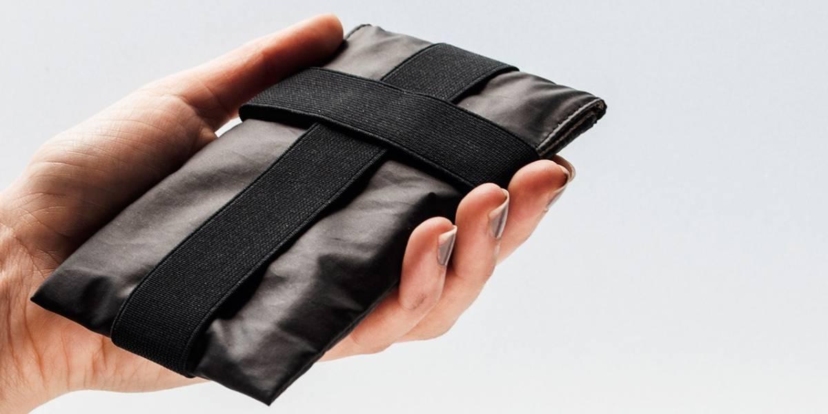 OFF Pocket es una jaula de Faraday portátil para proteger la privacidad de tu móvil