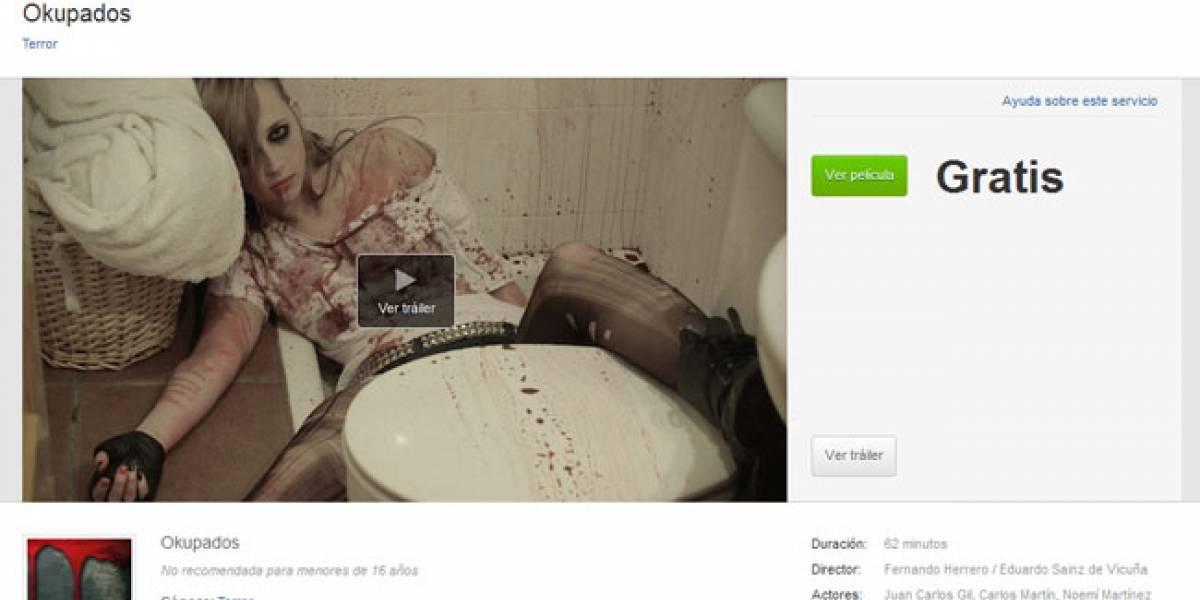 Okupados: La primera película española que se estrena en una red social