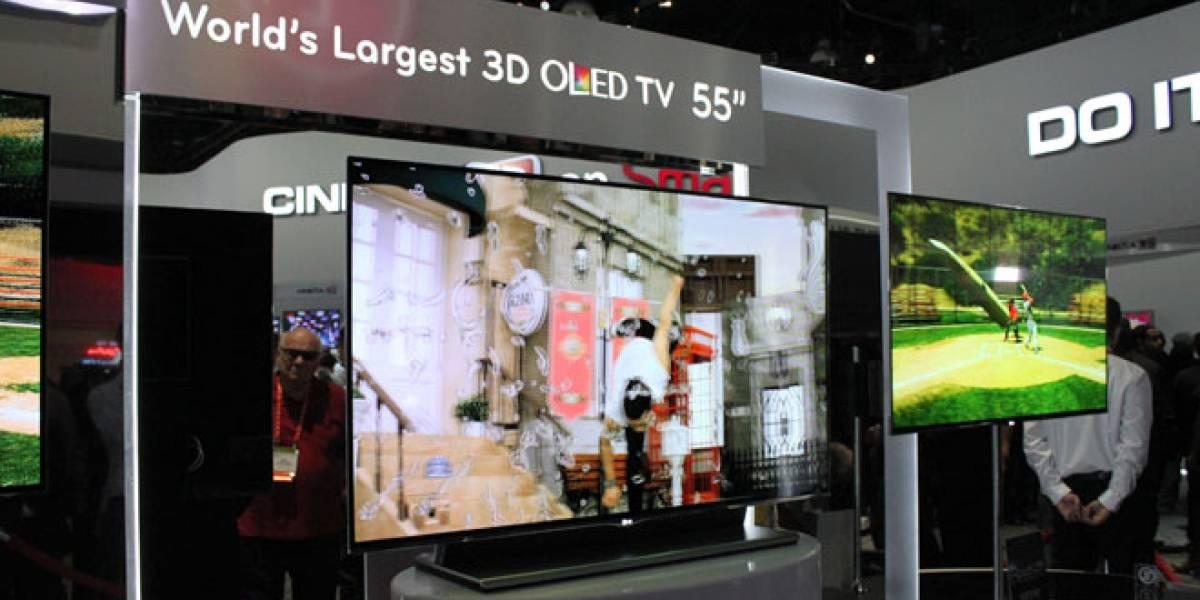 LG creará pantallas OLED flexibles de 60 pulgadas para el 2017