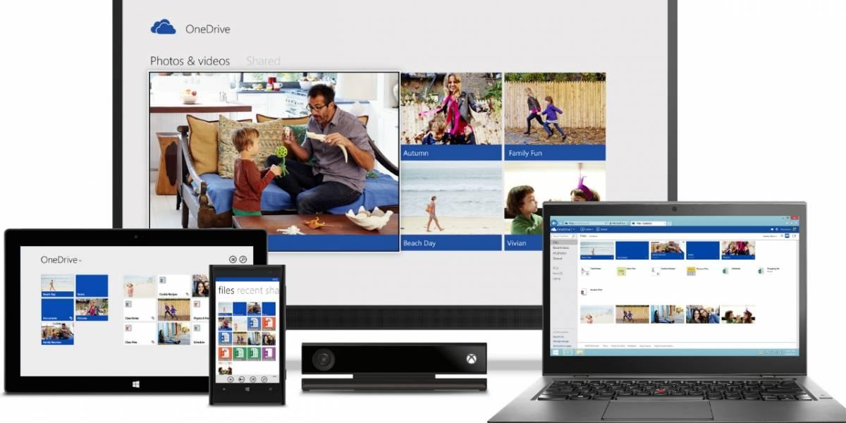 Microsoft ofrece 15 GB más de espacio gratuito en OneDrive