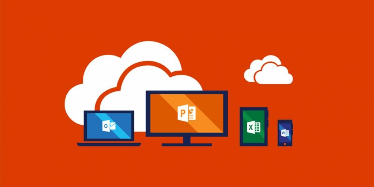 Microsoft ofrecerá almacenamiento ilimitado en OneDrive a usuarios de Office 365