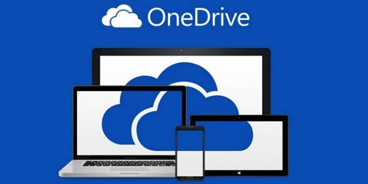 OneDrive tendría su propia app universal para Windows 10