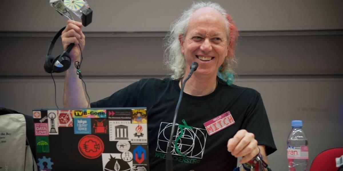 Entrevista al hacker e inventor Mitch Altman