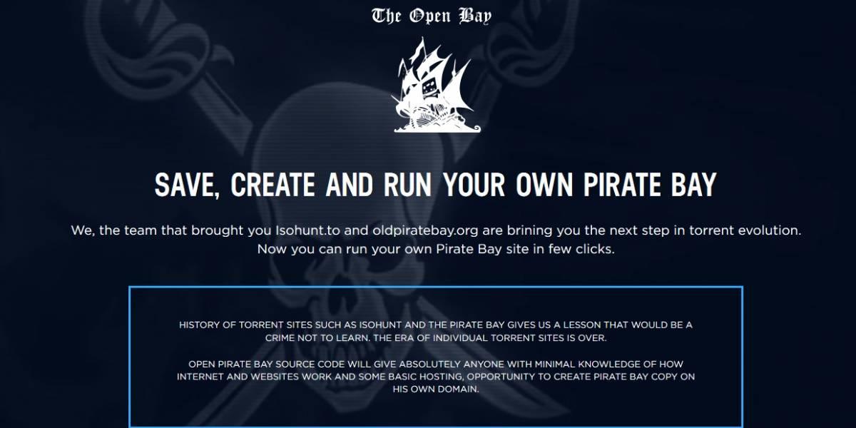 The Open Bay ya es el proyecto más popular de Github