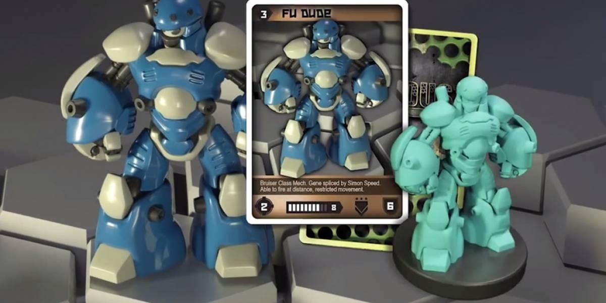 Imprime en 3D tu propio juego de mesa con Open Board Game