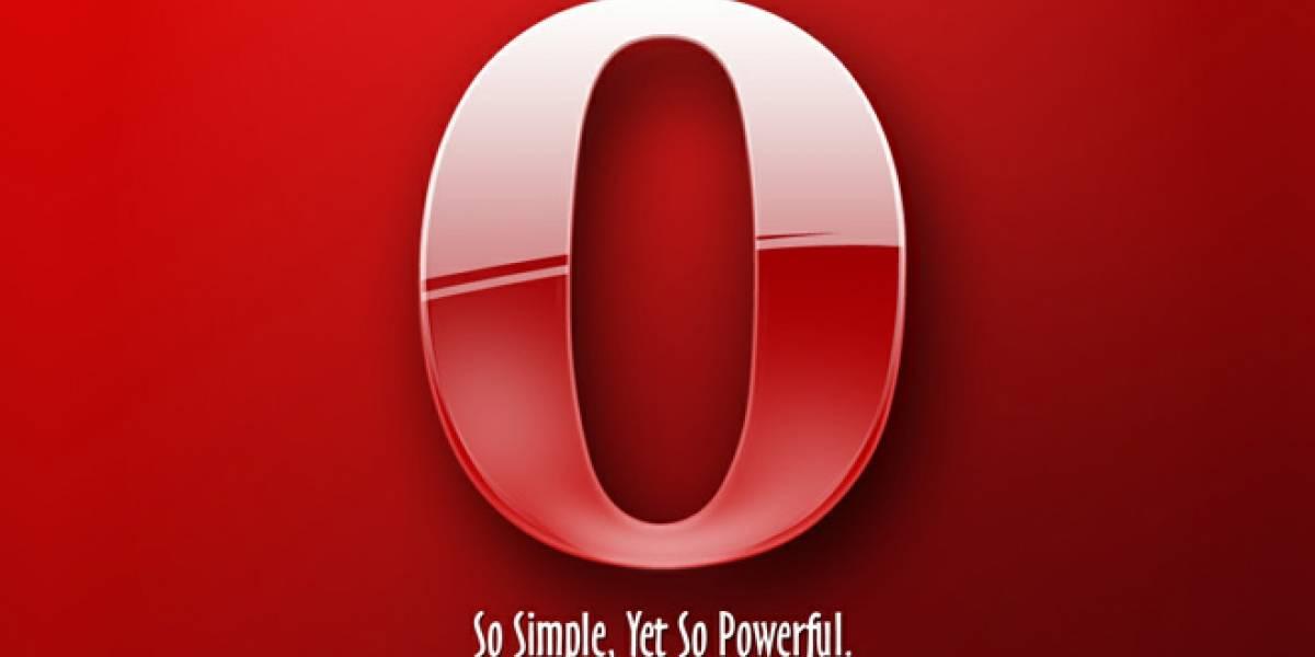 Futurología: Facebook estaría considerando comprar Opera