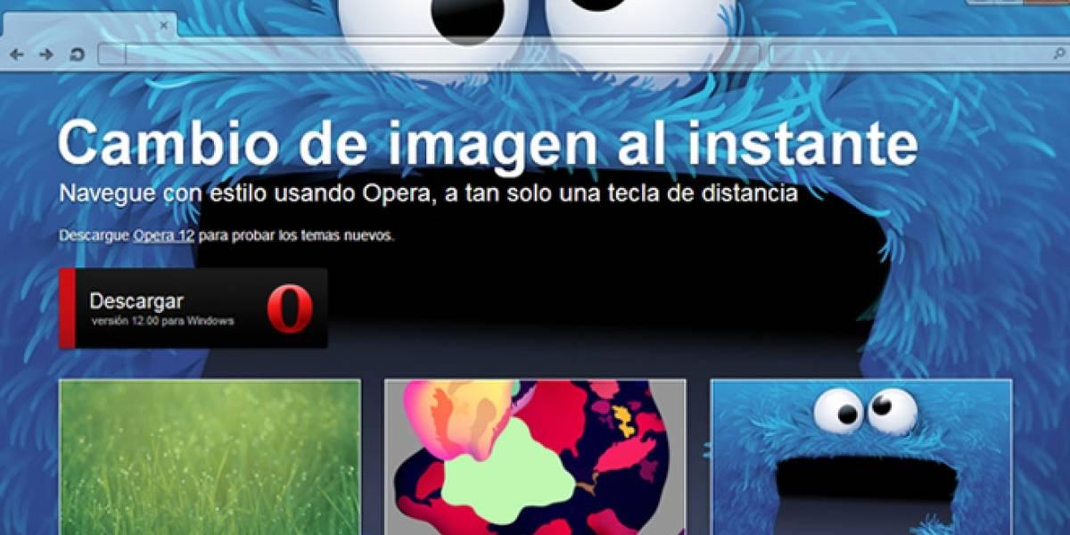 Entérate de las novedades que trae el nuevo Opera 12