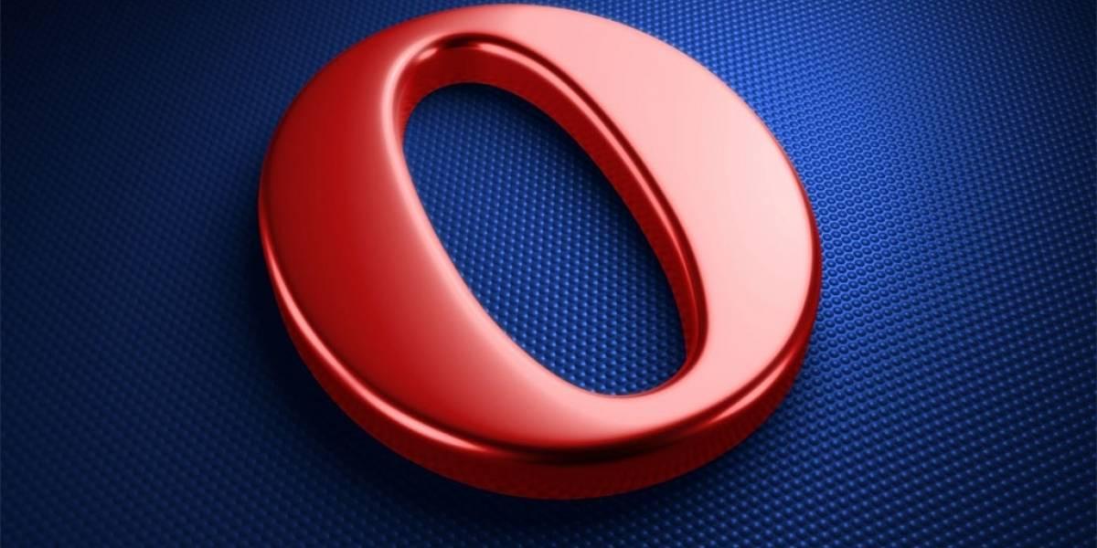 Opera se actualiza con nueva versión de Opera Turbo y otras novedades