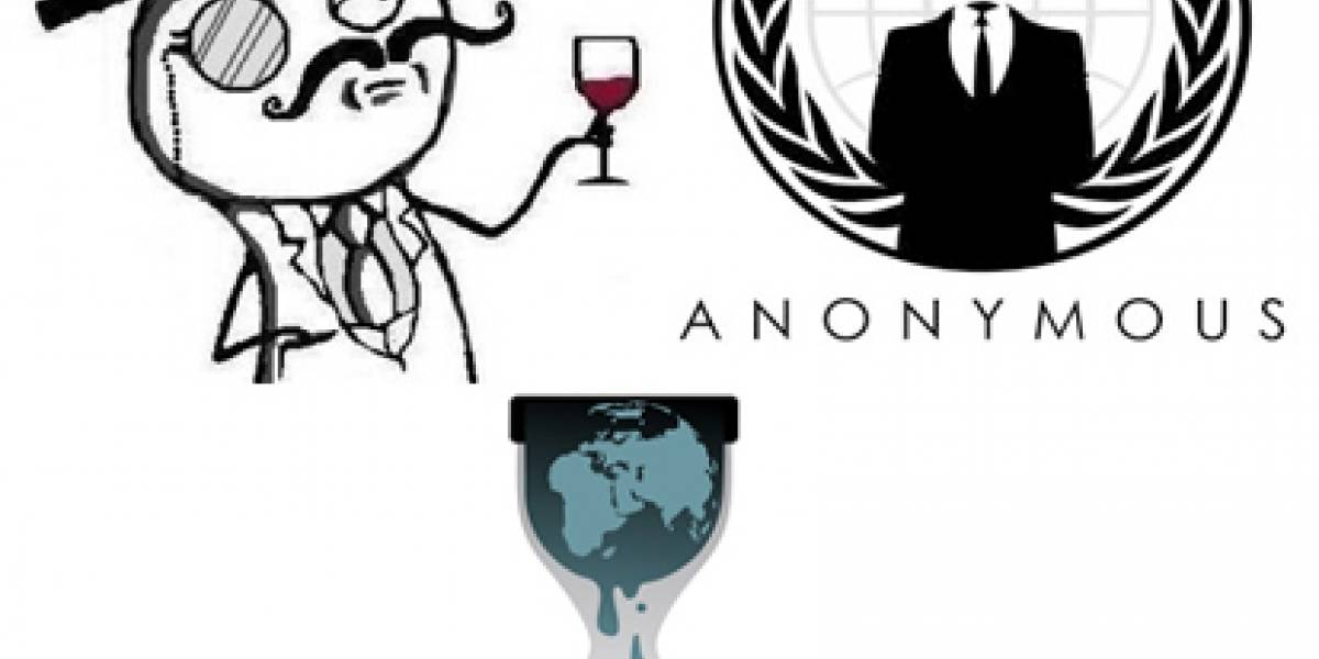 "Anonymous y Lulzsec unen fuerzas en la Operación ""Anti-Security"""
