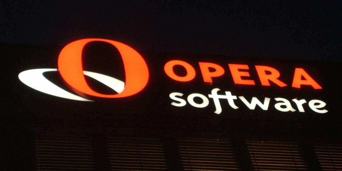 Opera Software está trabajando en un nuevo navegador