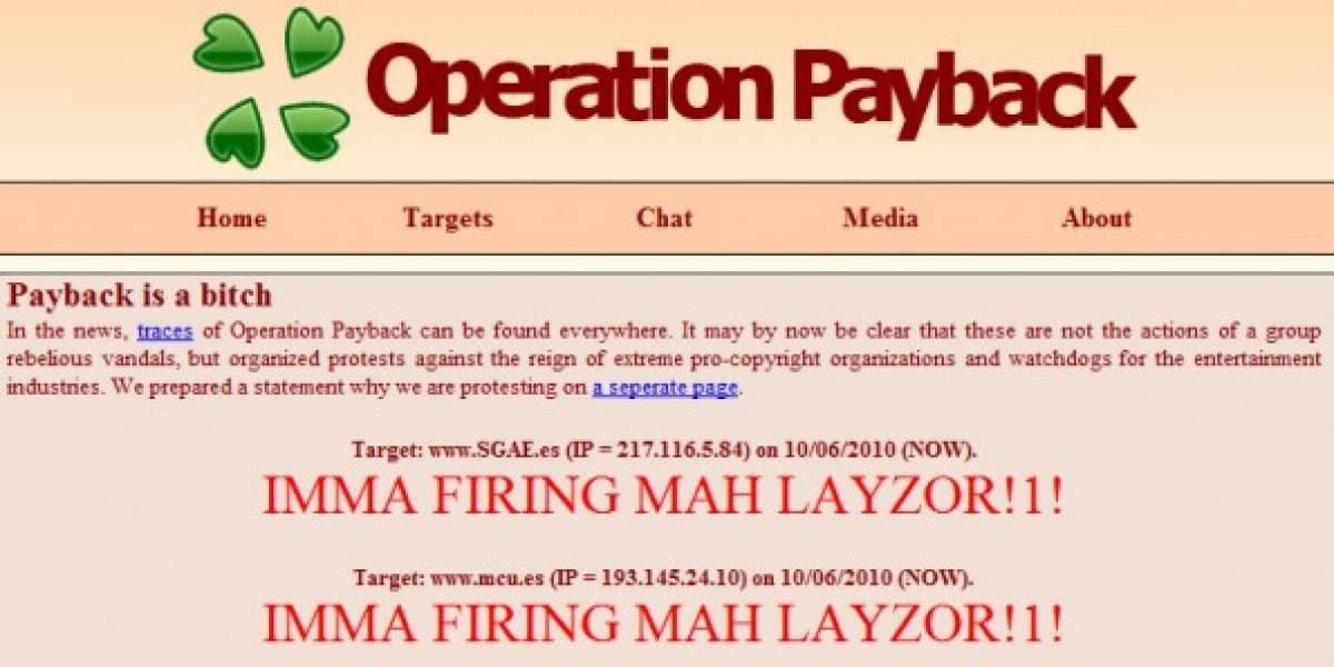 4chan planea ataque a web de la SGAE esta noche