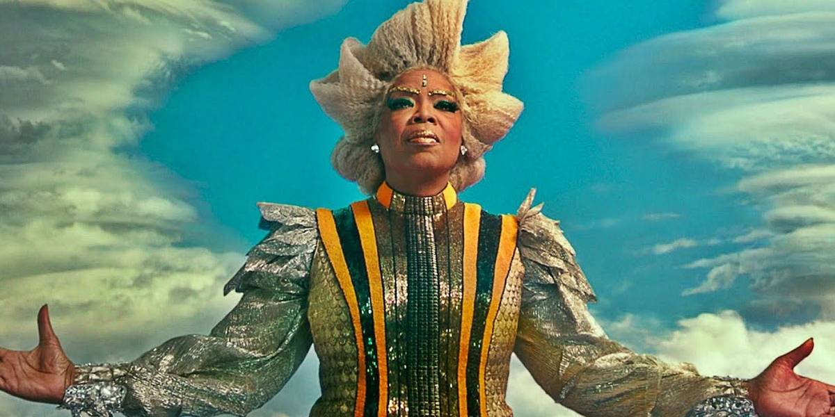 Uma Dobra no Tempo: Oprah está poderosa em novo trailer!