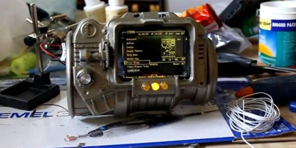 Un Pip-Boy 3000 para uso diario