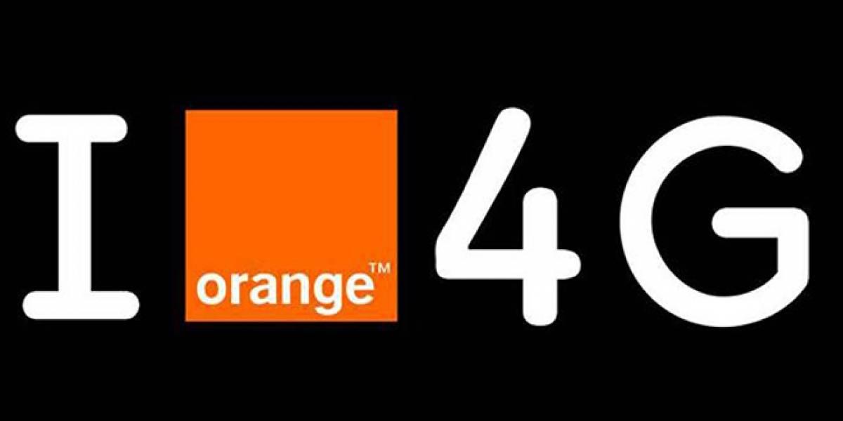 El 4G de Orange ya asoma en España