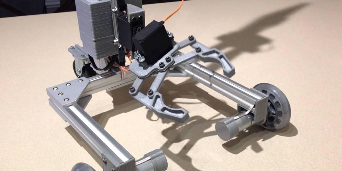 Convierte tu móvil Android en un robot con este gadget