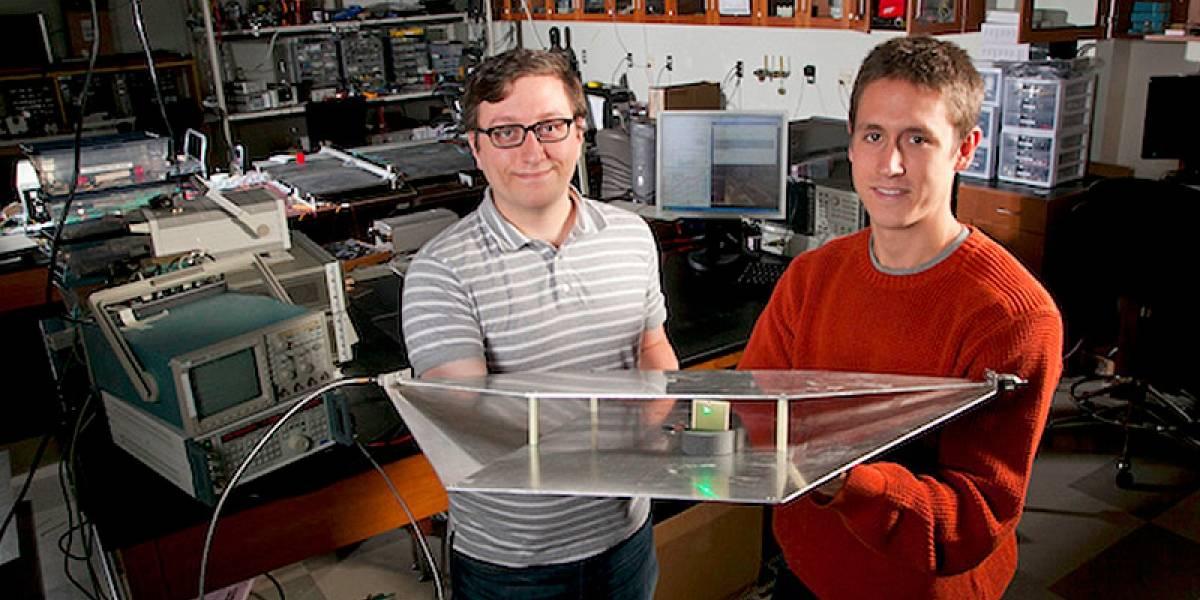 Crean método para extraer electricidad de las microondas usando metamateriales