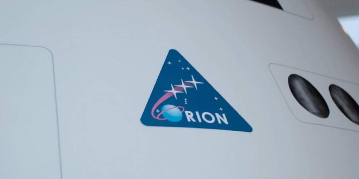 NASA espera que la cápsula Orion pueda llevar humanos a Marte