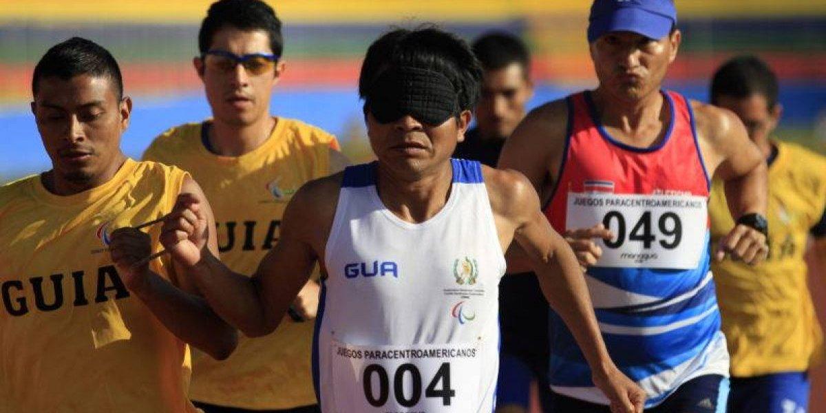 Guatemala cosecha sus primeras medallasy Raxón brilla en los Paracentroamericanos