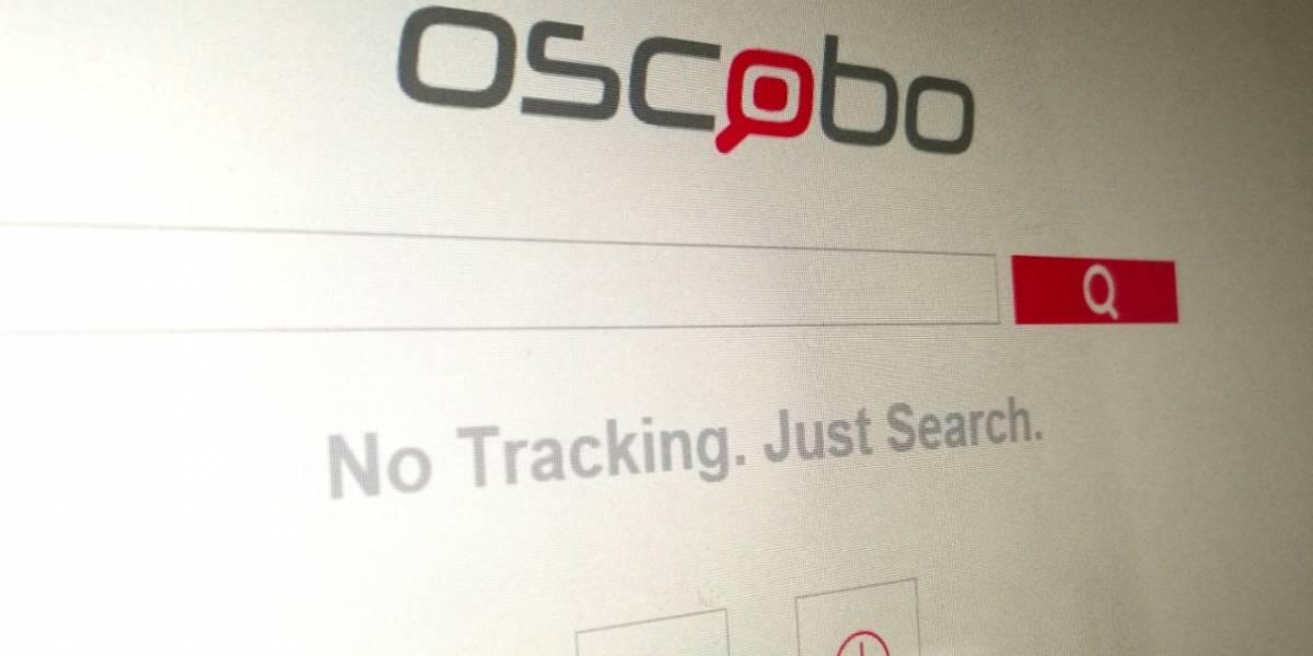 Oscobo es un nuevo buscador web enfocado en la privacidad