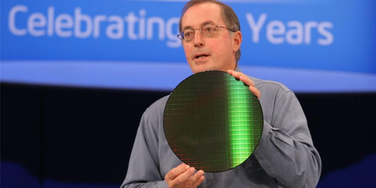 El CEO de Intel, Paul Otellini, anuncia su retiro para mayo del año 2013