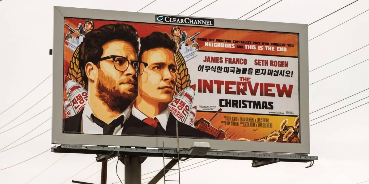 The Interview está que arde en BitTorrent