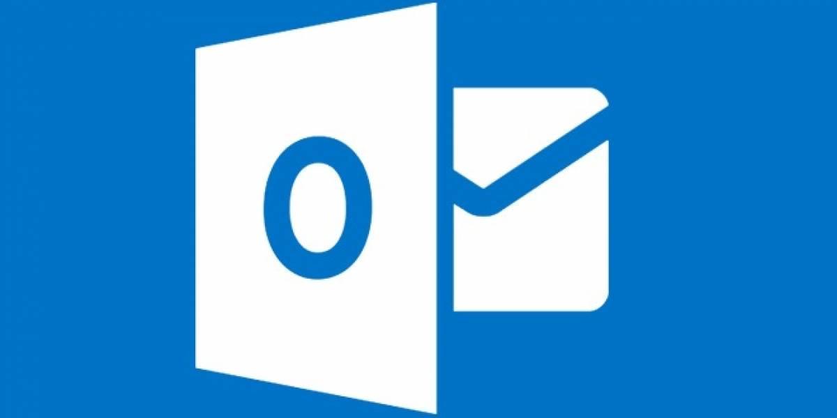 Outlook te permite conversar con contactos de Google Talk