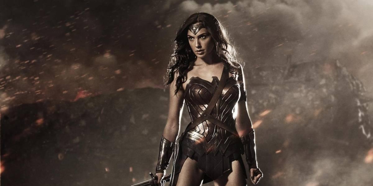 Wonder Woman aparece en la nueva imagen publicitaria de Batman v Superman