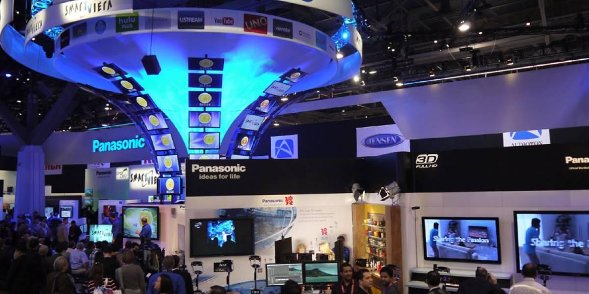 Panasonic anuncia pérdida anual por USD$10.200 millones