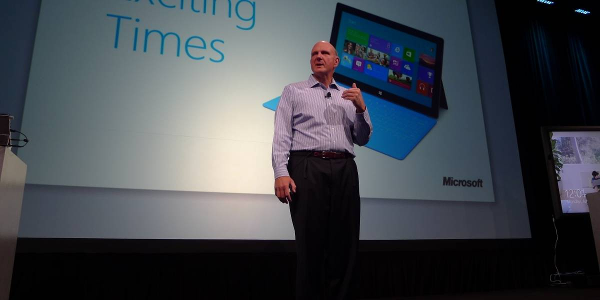Ballmer detalla el futuro de Microsoft en su última carta a los accionistas