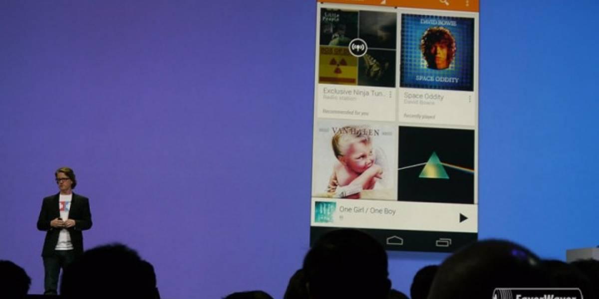 Google Music All Access: ¿Para qué nos sirve otro servicio de música igual a todos?