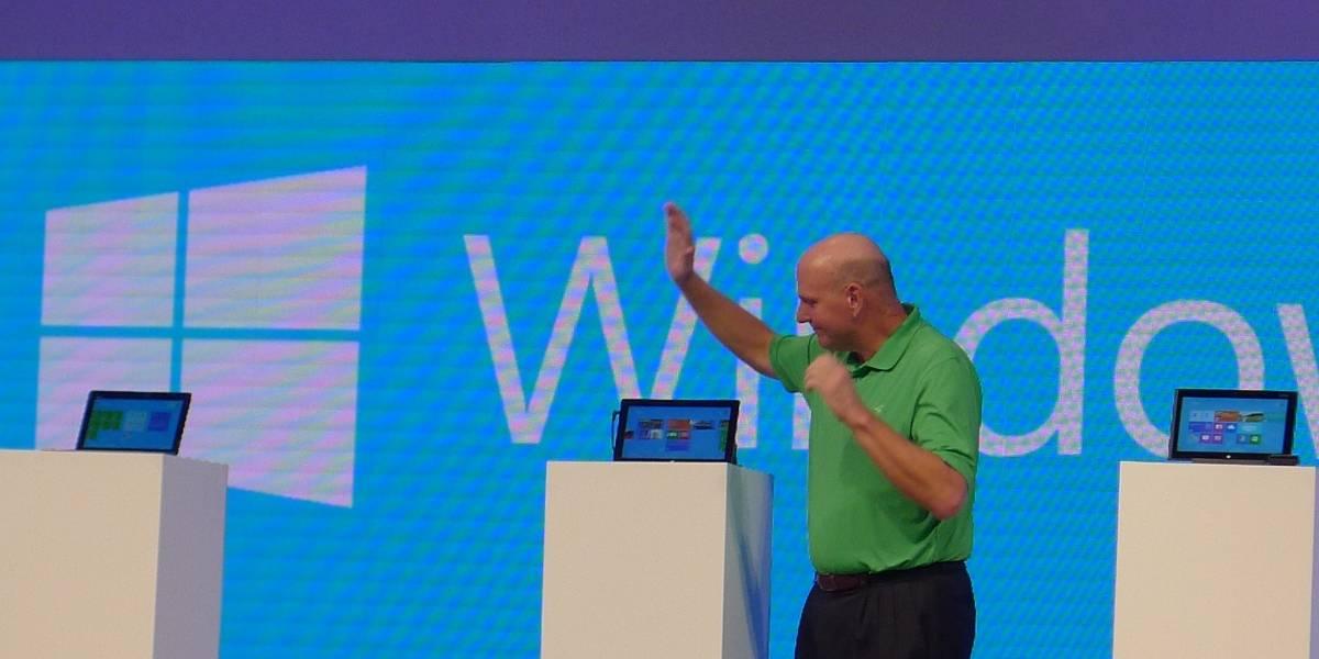 """Ballmer: """"Cientos de millones"""" de sistemas con Windows se venderán en los próximos años"""