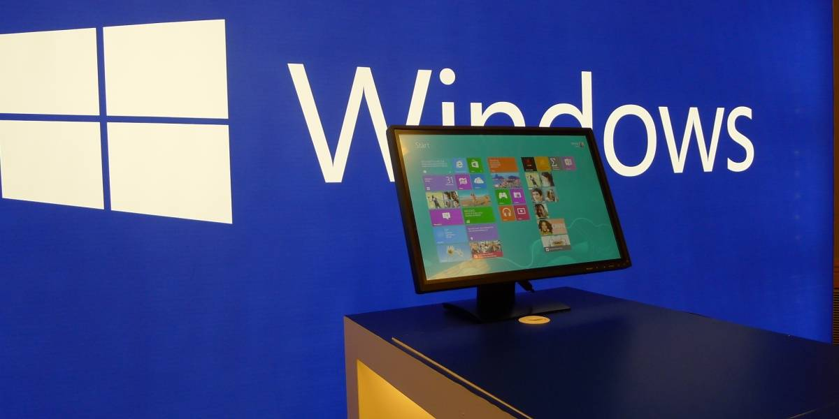 Microsoft busca extender las posibilidades táctiles en el próximo Windows Blue