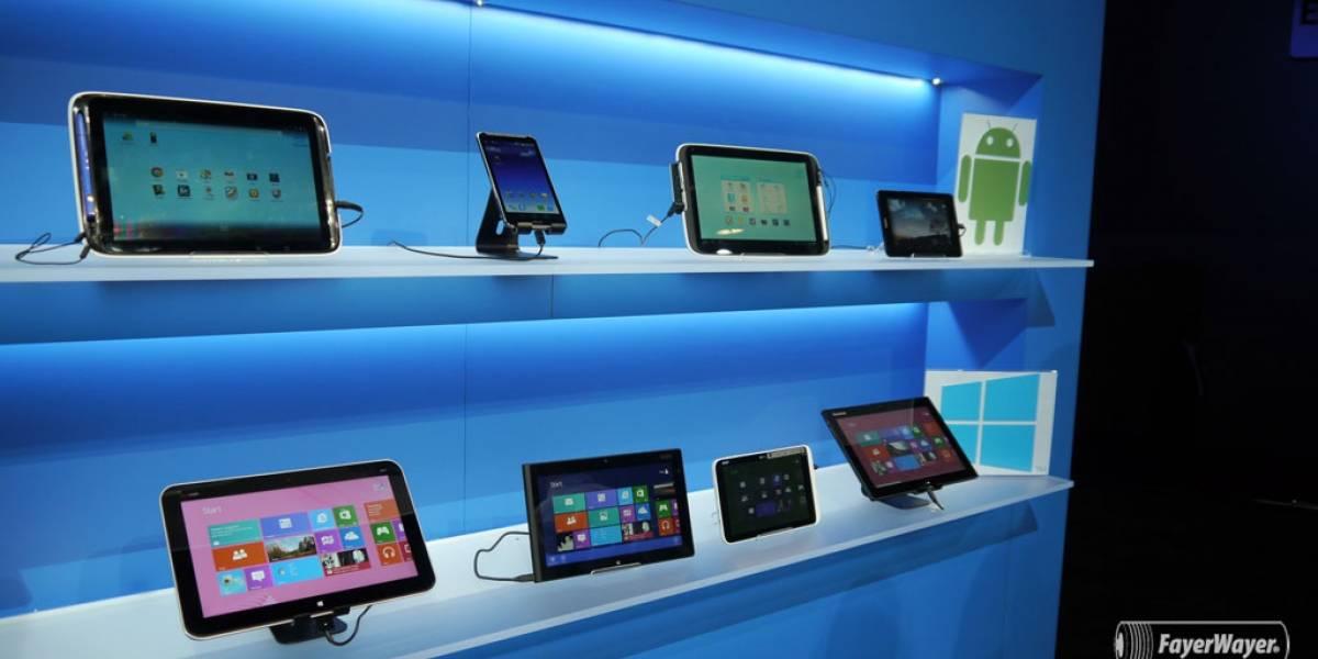 Intel promete grandes bajas de precios para tablets, laptops e híbridos