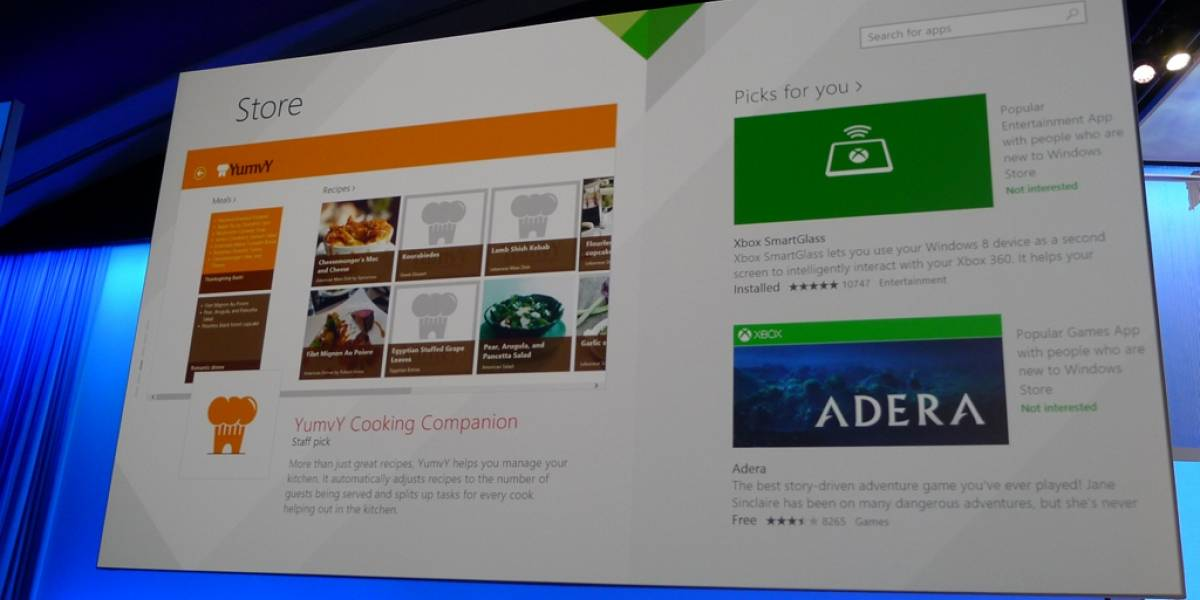 La Windows Store también recibe un rediseño en Windows 8.1 #bldwin